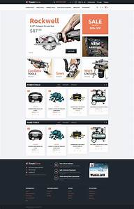 tool store opencart template With opencart bookstore template