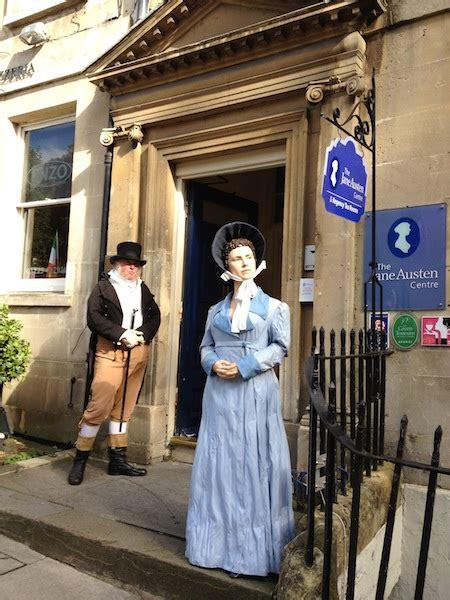 The Jane Austen Centre Bath Mr M Of Telford