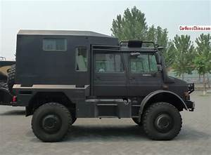 Mercedes Unimog U5000 Turned Into a Camper in China ...