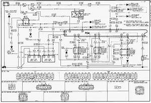 2000 Mazda Mx-5 Miata Wiring Diagram