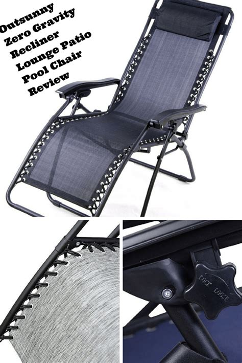 The top countries of suppliers are china, taiwan, china, from which the percentage of zero gravity recliner parts supply is 99%, 1% respectively. Outsunny Zero Gravity Recliner Review: The No - brainer Chair!