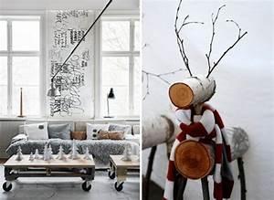 Idees Deco Noel Accueil Design Et Mobilier