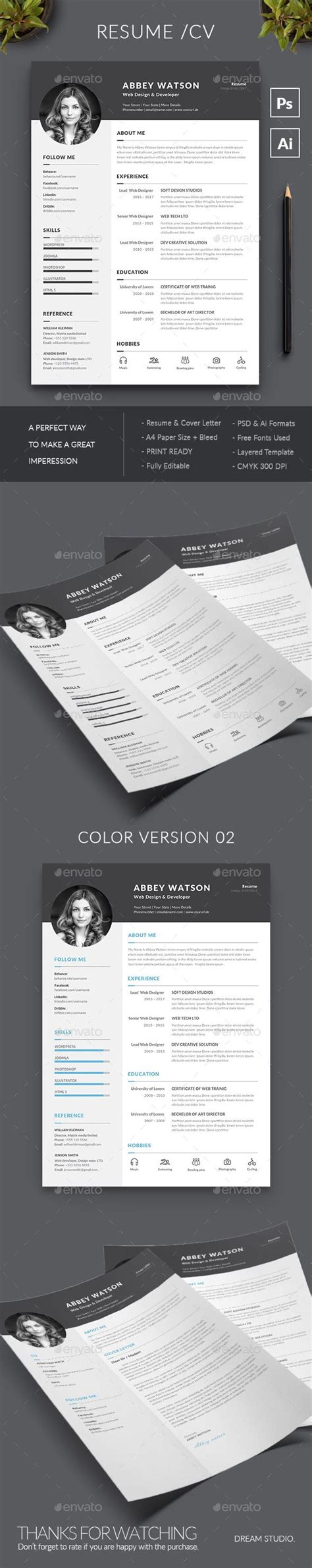 Best Cv Exles by Eg Of Cv 15 Best Cv Exles Guaranteed To Get You Hired
