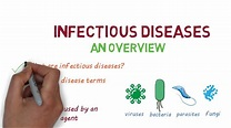 Infectious Diseases - An Introduction - YouTube