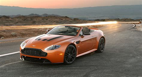 old aston martin aston martin v12 vantage s roadster named quot classic car of