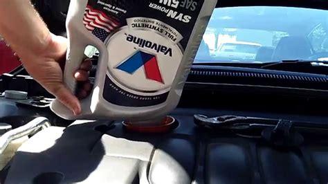 2011 Nissan Altima 2 5 Sl Oil Change