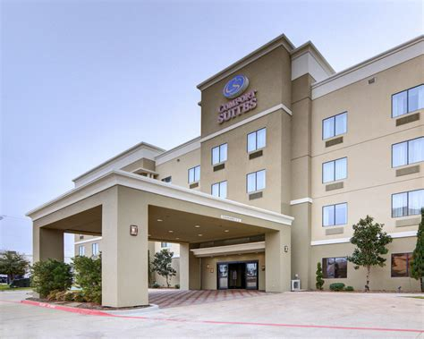 Book Comfort Suites Near Northeast Mall  Fort Worth Hotel