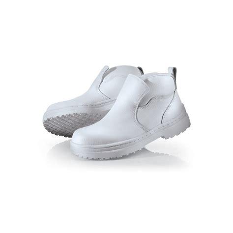 chaussure de cuisine professionnel chaussure de sécurité pour cuisine blanche label blouse