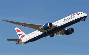 Boeing 787-9 British Airways. Photos and description of ...