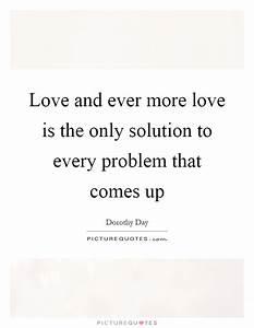 Is It Love Solution : solution quotes solution sayings solution picture ~ Melissatoandfro.com Idées de Décoration