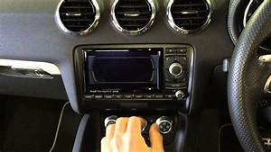 2014 Audi Tt 8j Audi Music Interface Ami Retrofit
