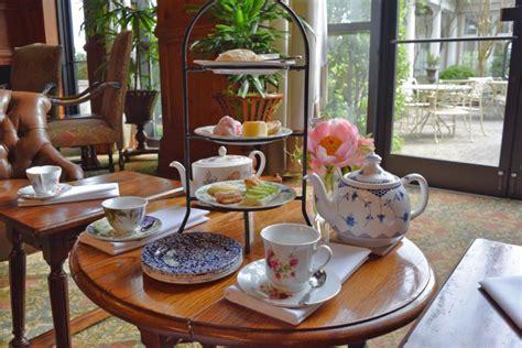 ohenry hotel tea  greensboro nc