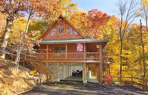 owner operated log cabin perfect  couples vrbo
