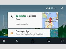 Android Auto Updated to Version 12, Includes Slightly