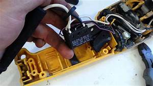 Dewalt Buffer  Power Cord Replacement