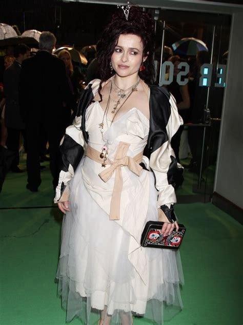 Helena Bonham Carter's Weirdest Fashion Moments   Heart