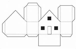 paper house template 19 free pdf documents download With paper house templates to print