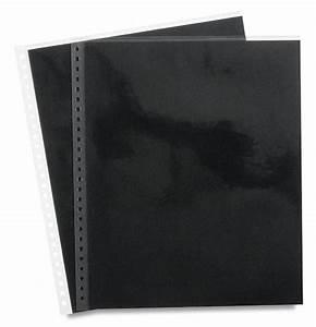 prat 502 archival cristal laser sheet protectors blick With archival document protectors