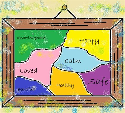 color meditation color meditation self portrait technique