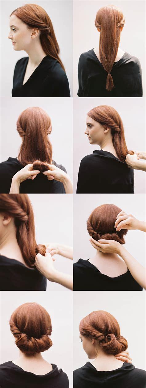 1950s Hairstyles For Hair Tutorial by Lindos Tutoriales De Peinados A La Moda Paso A Paso En