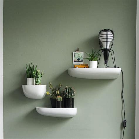 kleuren interieur groen kleurtrend vergrijsd groen home sweet home pinterest