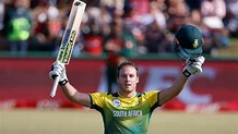 David Miller's fastest T20I ton prompts plaudits from ...