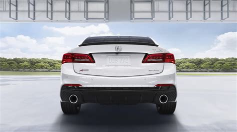 2019 Acura Tlx Configurations by 2019 Acura Tlx Michigan Acura Dealers Performance