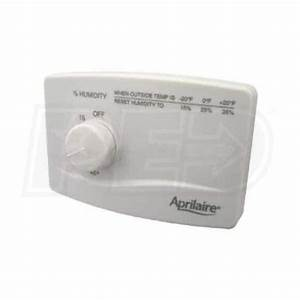 Aprilaire 4655 Humidifier Control