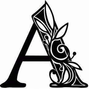 silhouette design store search designs vine monogram vine monogram monogram letter stencils