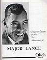 Major Lance | a&w soul legends