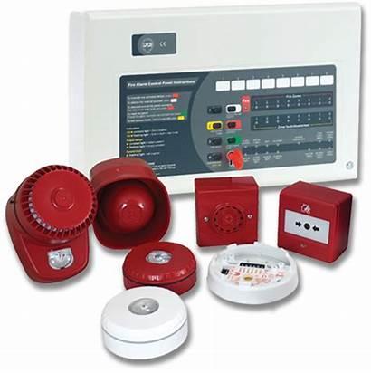 Alarm Fire System Addressable Tec Cast Smoke