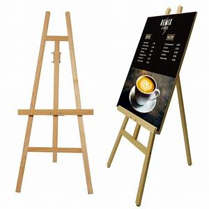 Easel, Stand, U2013, Wooden, Easel, Stand