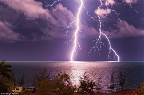 the bureau of meteorology releases stunning photographs