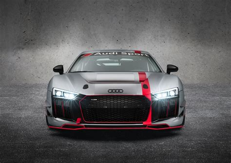 audi race car new audi r8 lms gt4 race car is one serious looker roadshow
