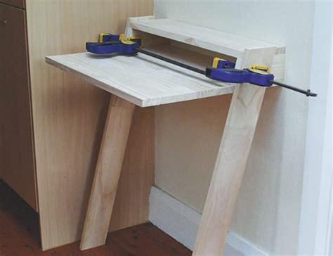 small desk ideas diy diy mini laptop desk