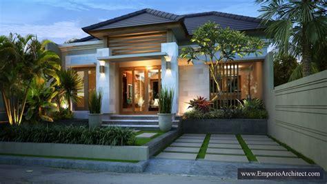 bali modern architecture jasa arsitek desain rumah