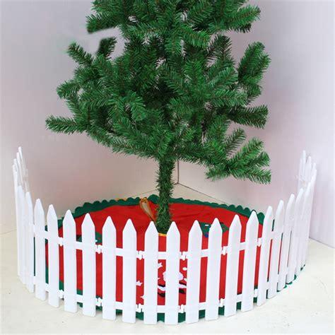 popular christmas tree fence buy cheap christmas tree