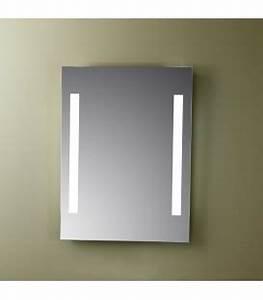 miroir salle de bain lumineux pas cher valdiz With miroir salle de bain led pas cher