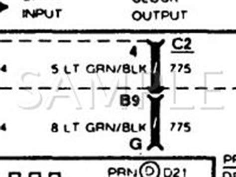 1989 Buick Lesabre Engine Diagram by Repair Diagrams For 1989 Buick Lesabre Engine