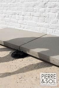 Dalles Beton Terrasse : photos de plots pour terrasse dph buzon ~ Melissatoandfro.com Idées de Décoration