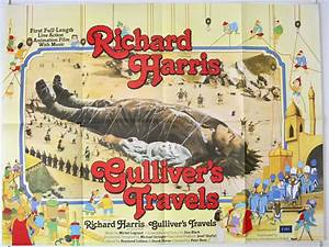 Gulliver's Travels - Original Cinema Movie Poster From ...