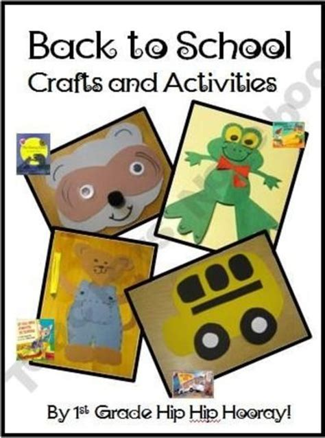 back to school art projects for preschoolers activities for day back at school back to 190