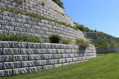 square concrete planter specification section retaining walls models and