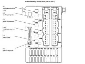 2000 Ford Contour Radio Wire Diagram by Ford Contour Relay Wire Diagram Wiper Diagrams