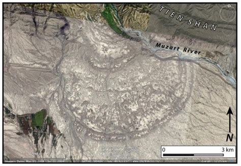 Paleoclimate of Central Asia: Glacial geology and