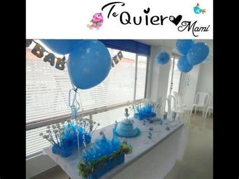 Decoracion De Baby Shower En Casa - como decorar el baby shower fotos con el paso a paso