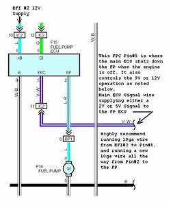 12 Volt Fuel Pump Mod