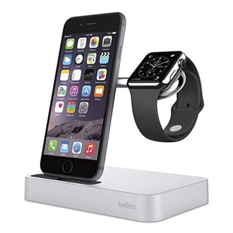 iphone charging station belkin charge dock is a charging station for iphone and
