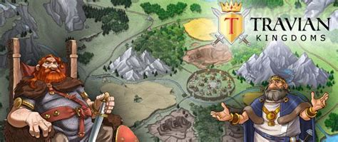 travian kingdoms online strategy games