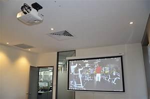 Projector  U0026 Projector Screen Installation